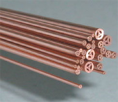 Coreless Pipe Electrode (Copper)